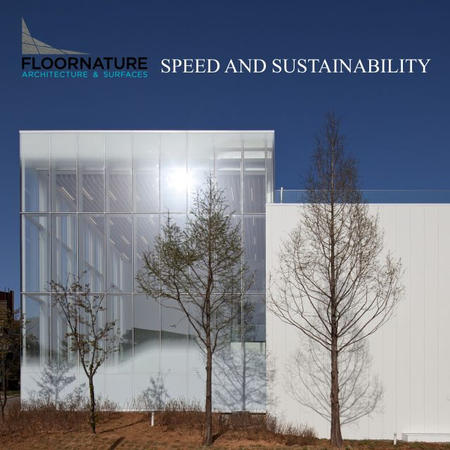 Jinhee Park featured on Floornature, Speed & Sustainability