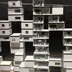 SsD presents Micro-Urbanism an installation at the 17th Venice Architecture Biennale