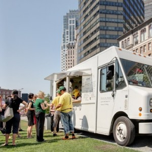 Clover Food Trucks are on the roll