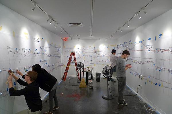 convergent flux - korea society install