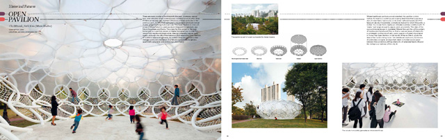 mass studies - open pavilion