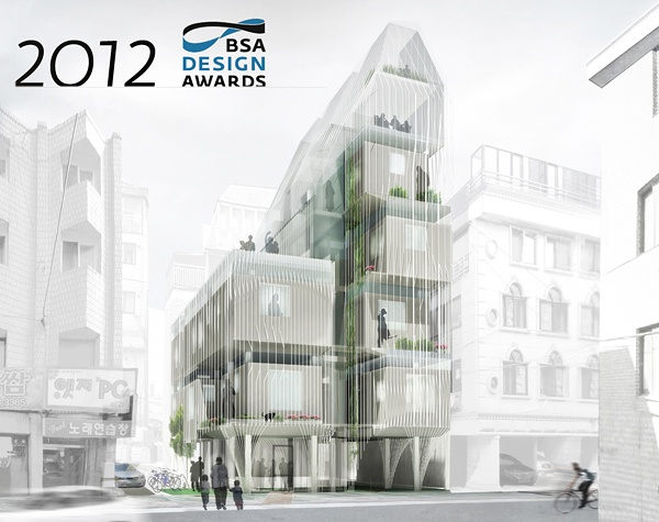 songpa micro-housing bsa award