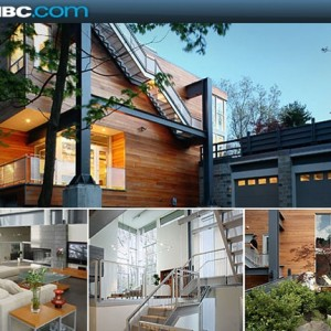 Big Dig House on CNBC