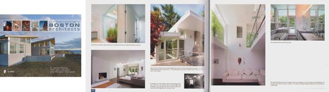 Contemporary Architecture Boston, E. Ashley Rooney, author.