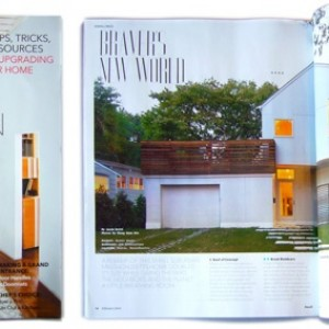 Braver House Featured in Dwell Magazine