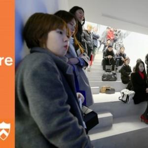 Jinhee Park lectures at Princeton University   14 October