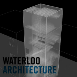 Cute little projects at waterloo 16 oct ssd for Architecture firms waterloo