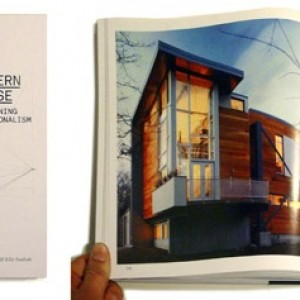 SsD featured in 'The New Modern House'