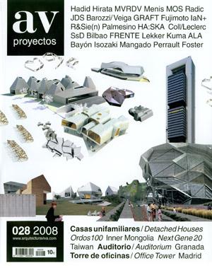 av magazine 8 towers