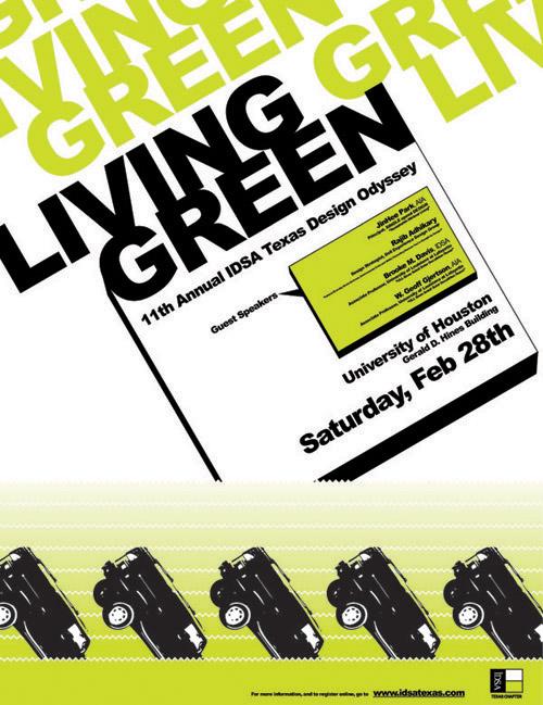 living green - design oddysey