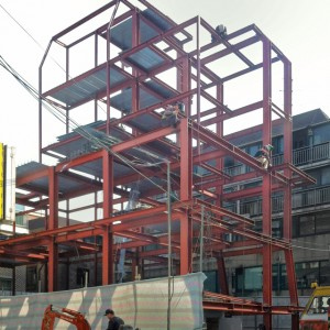 Songpa Micro-Housing Under Construction