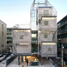Songpa Micro-Housing